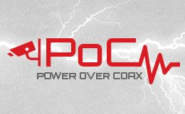 power over coaxial